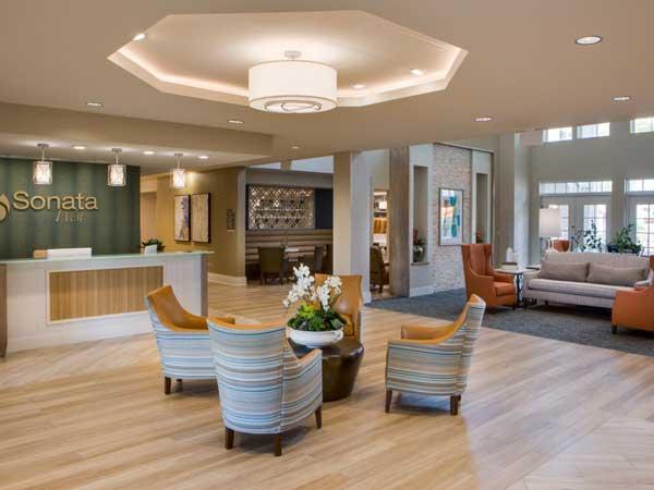Sonata West Senior Living Orlando Area