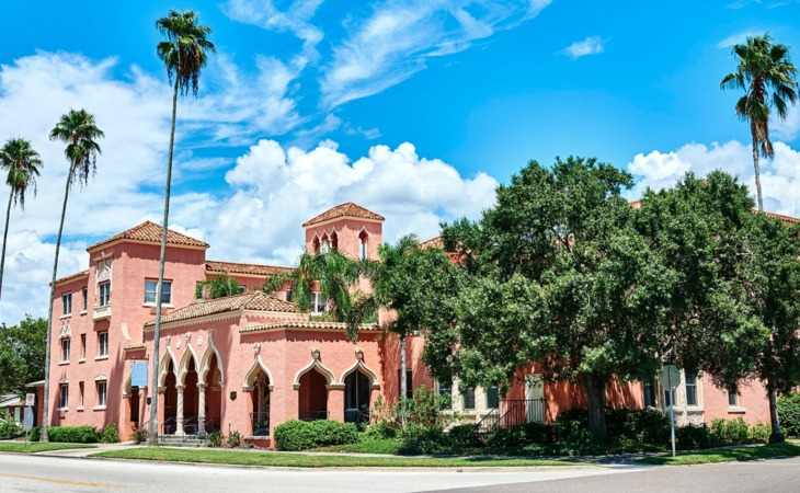 Hudson Manor Assisted Living Florida