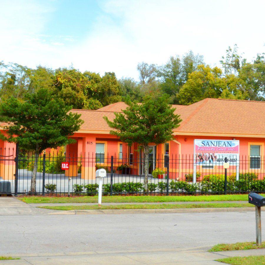 Merchant Logo Sanjean Facility Care