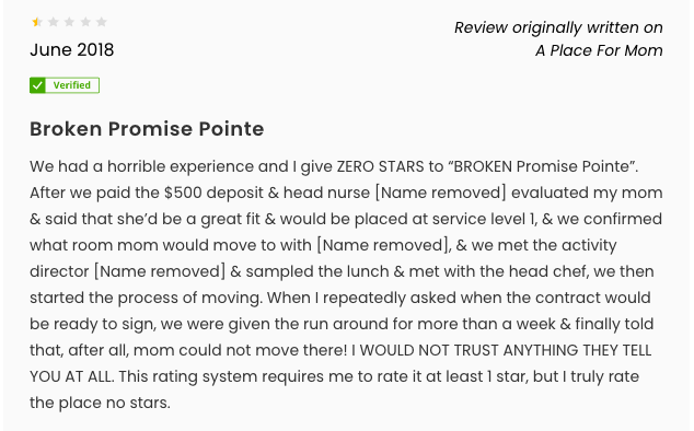 Promise Pointe at Tampa Oaks Review