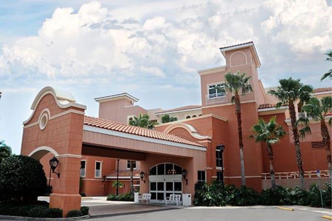Westminster Shores Senior Living Florida Exterior