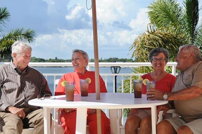 Westminster Shores Senior Living Florida Dining